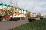 Уфа - Торговые площади - Продам отдельно стоящее двухэтажное здание. Общая площадь 650.4 кв.м. высота потолка 1-го этажа 7.85 м., 2-го 3,85 м. 3 входные группы. С земельным  участком, площадью 416 кв.м, категория земель-земли - Лот 2246